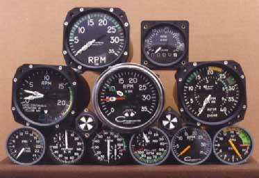 Aircraft Instruments by Consolidated Instrument, Inc